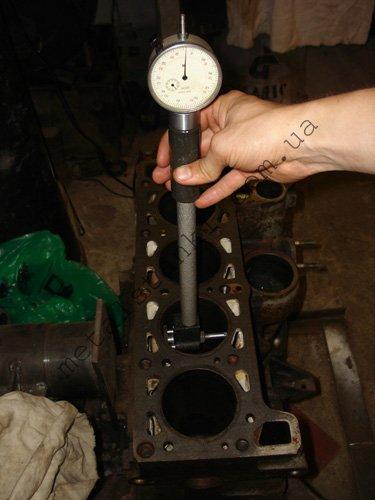 самодельный нутромер для замера цилиндров Сабуров недавно
