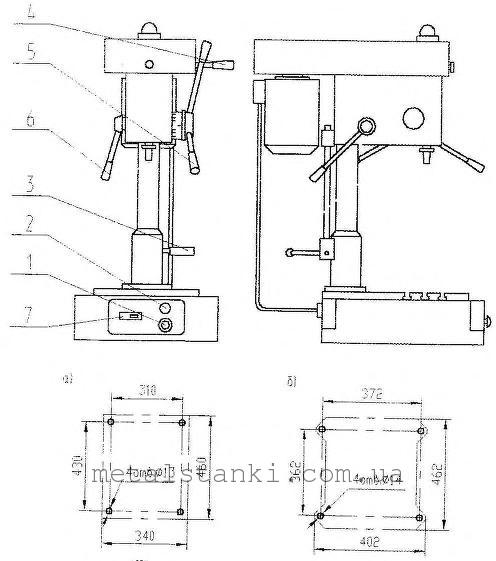 станка модели гс 2112