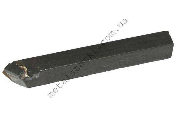 Резец токарный проходной прямой по металлу