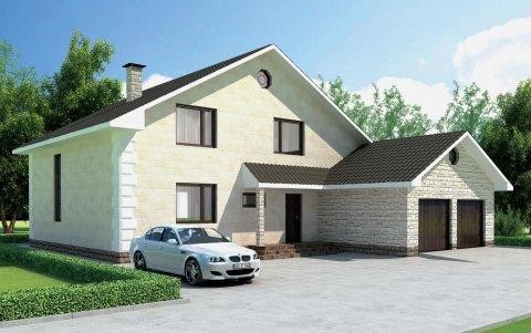 Существует огромное множество проектов домов, которые различают по самым разным признакам.